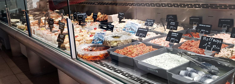 Boutique La Marée Gourmande